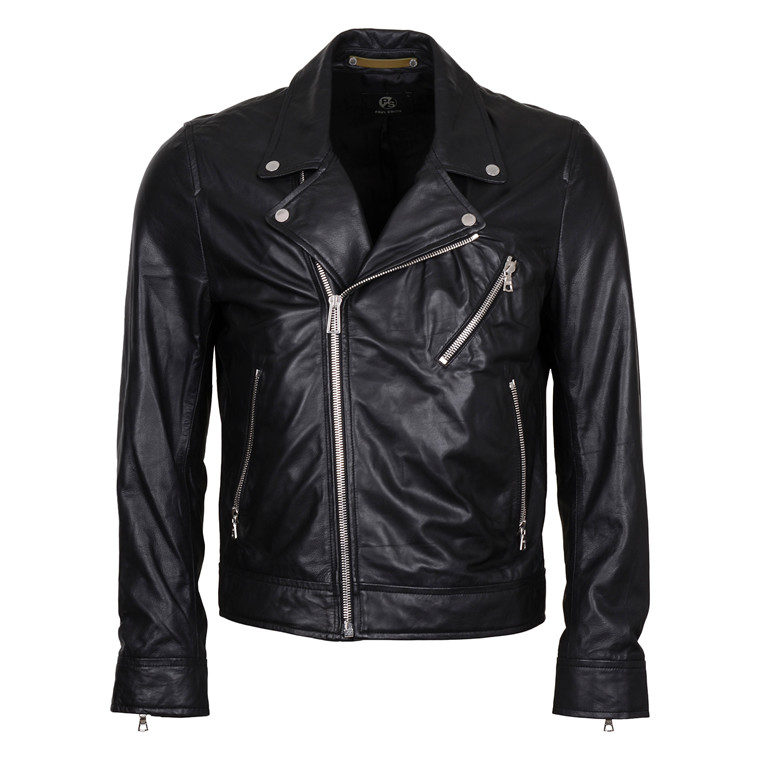 Paul Smith MENS BIKER LEATHER JACKET