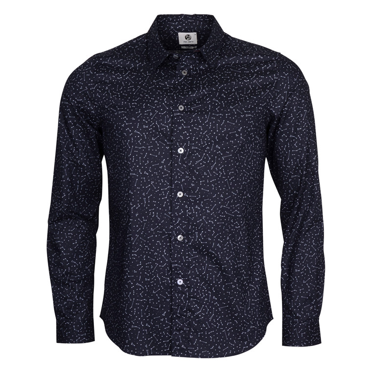 Paul Smith MENS GALAXY PRINT SHIRT