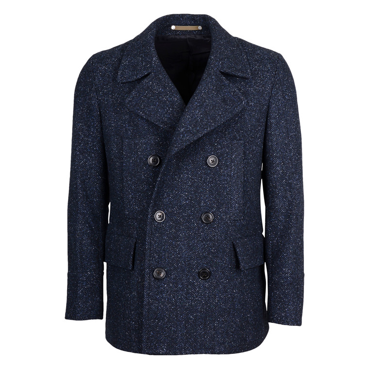 Paul Smith MENS MIXED PEACOAT