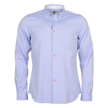 Paul Smith MENS OXFORD L.BLUE SHIRT
