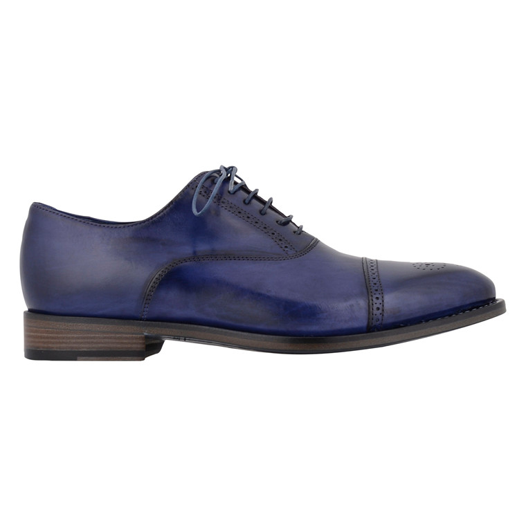 Paul Smith MENS SHOE BERTY D. BLUE