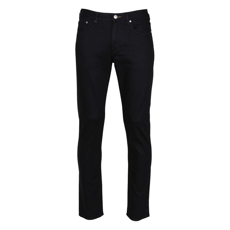 Paul Smith BLACK TAPERED FIT JEANS