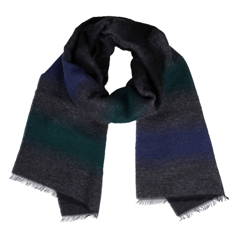 Paul Smith MOHAIR STRIPE SCARF