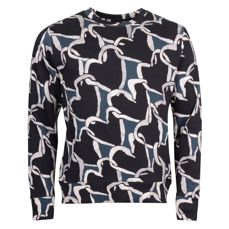 Paul Smith PRINTED SWEATSHIRT
