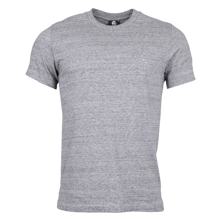 Paul Smith SLIM SS LOGO TEE-GREY