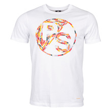Paul Smith T-SHIRT SLIM LOGO WHITE