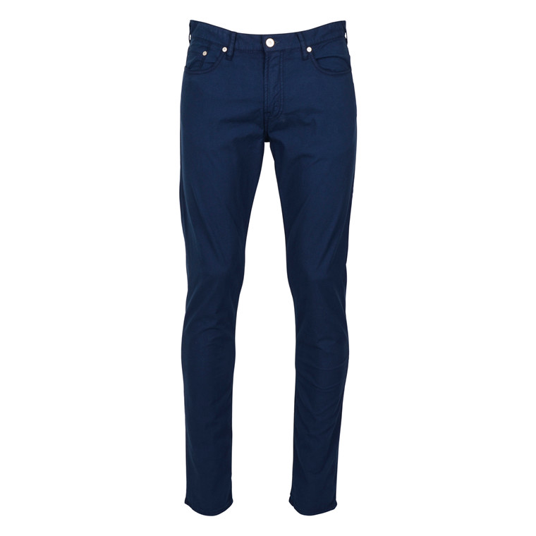 Paul Smith TAPERED FIT BLUE PANTS