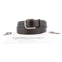 Paulo Vitale WASHED BROWN BELT