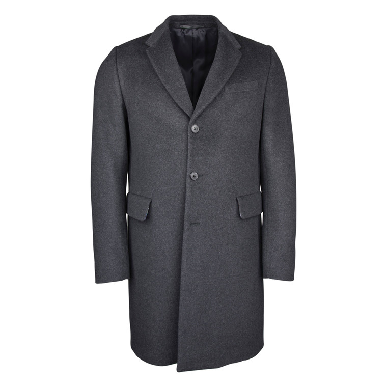 PAUL SMITH GENTS WOOL OVERCOAT