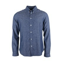Paul Smith TAILORED FIT LINEN SHIRT