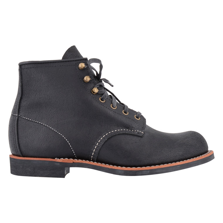 RED WING SHOES BLACK SMITH BOOT BLACK