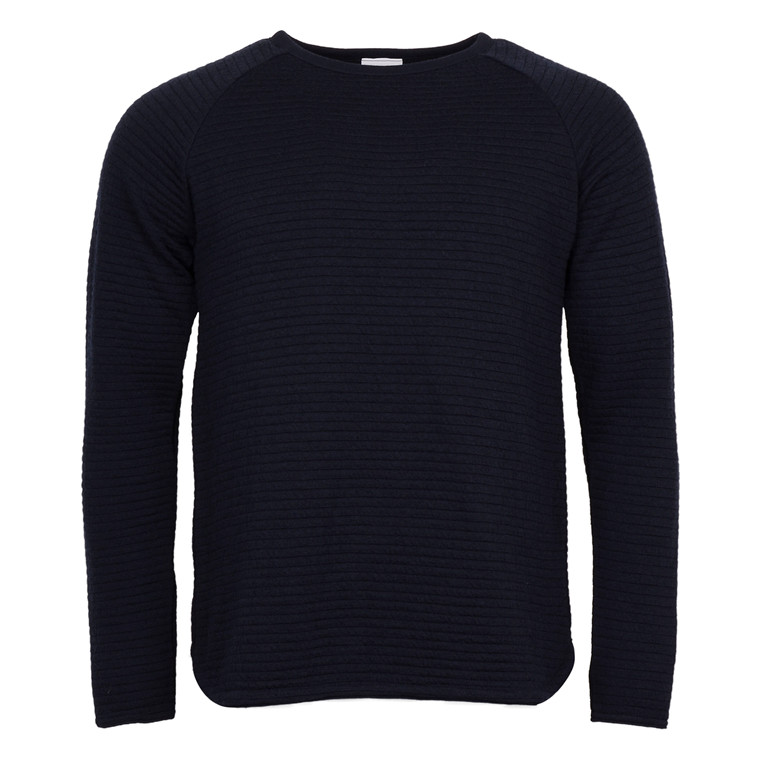 S.N.S. Strik VISTA CREW NECK ROYAL NAVY