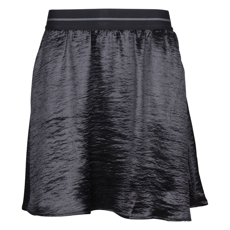 SAINT TROPEZ SKIRT GLITTER SATIN