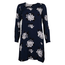 SAMSØE SAMSØE MARICE DRESS BLUE FLOWER