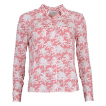 SAMSØE SAMSØE MILLY SHIRT AOP 7201 ROSE
