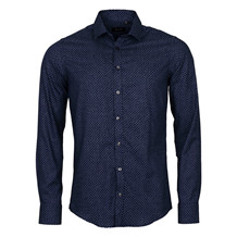 SAND IVER SHIRT NAVY