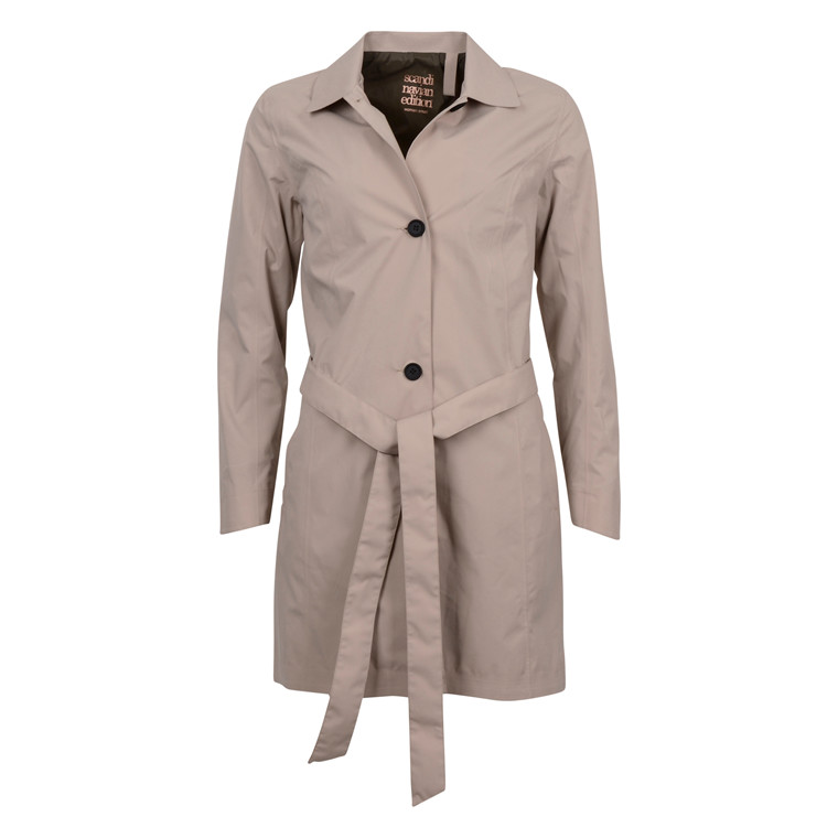 Scandinavian Edition CAR COAT WOMEN