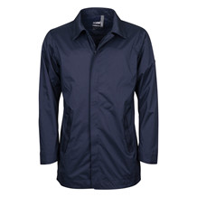 Scandinavian Edition MENS NAVY CAR COAT
