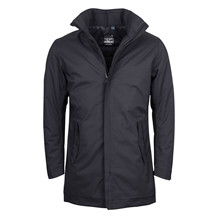 Scandinivian Edition MENS TOWN COAT-BLACK