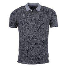 Scotch & Soda POLO W. FANCY COLLAR