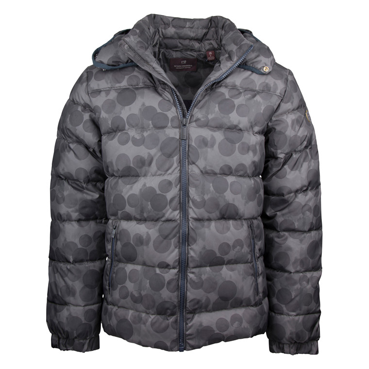 Scotch & Soda DOT PRINT DOWN JACKET
