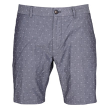 Scotch & Soda CLASSIC SHORTS BLUE