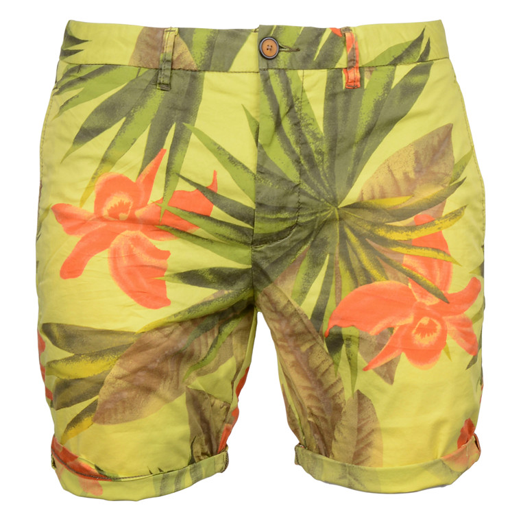Scotch & Soda FLORAL PRINT SHORTS