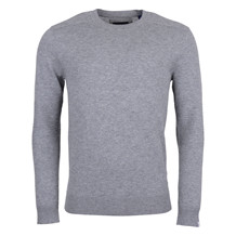 Scotch & Soda GRAPHITE RIB PULLOVER