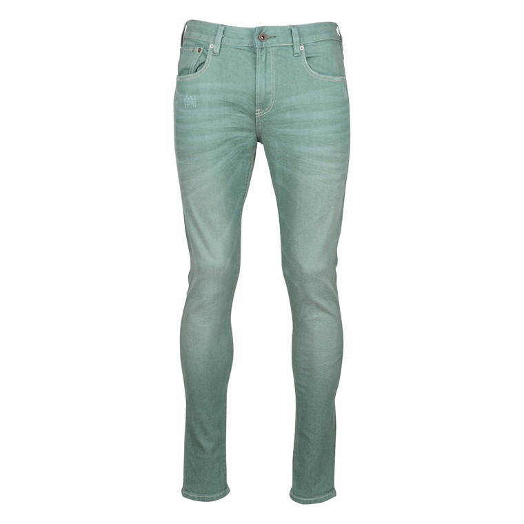 Scotch & Soda MALT GREEN WASHED JEANS