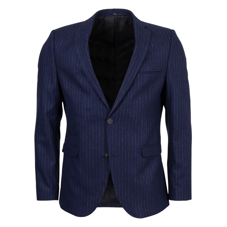 selected homme SHD BONE BUFF BLAZER