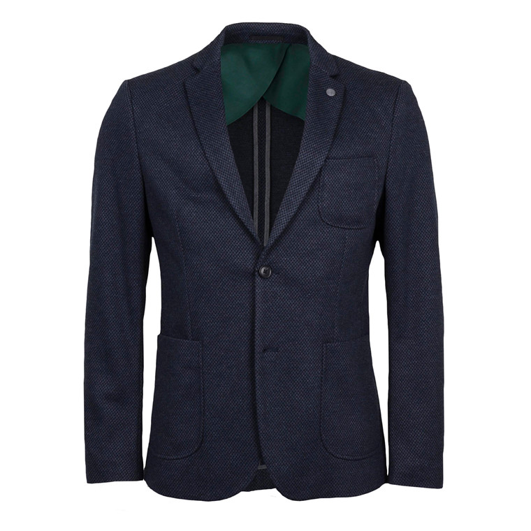 selected homme CIRCLE DARK BLUE BLAZER