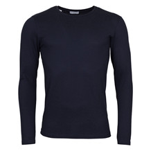 selected homme SHDDANY LS O-NECK TEE