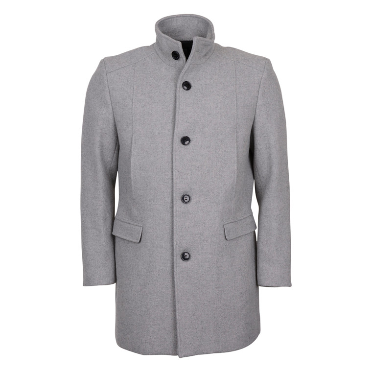 selected homme MOSTO WOOL LIGHT COAT