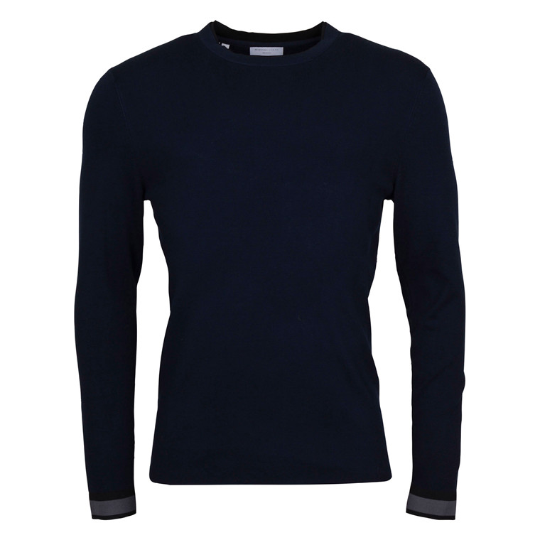 selected homme SHDMOVO CREW NECK