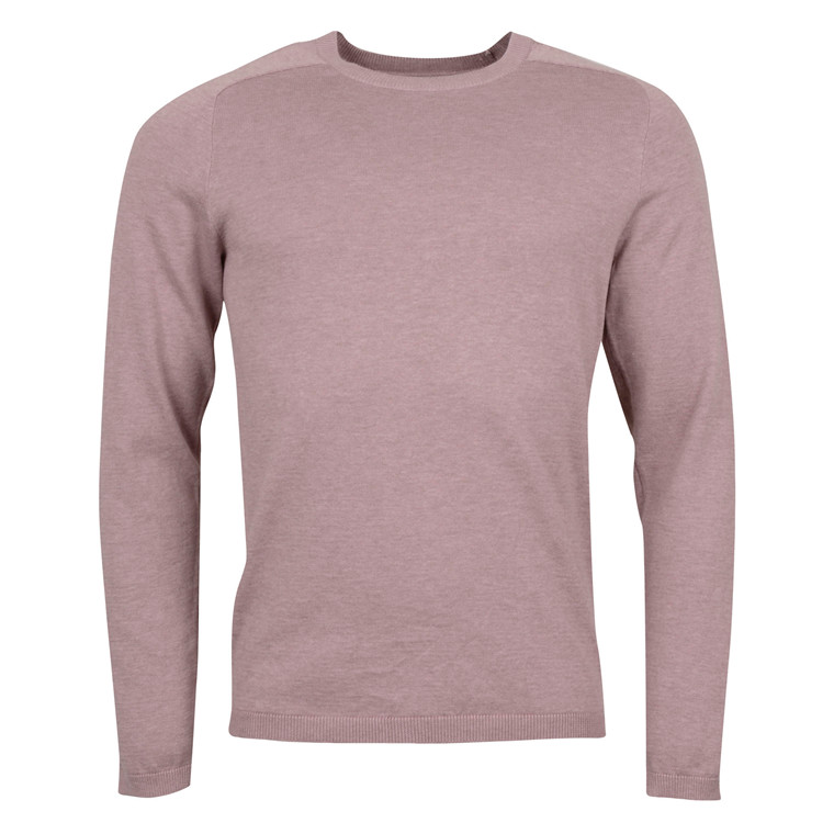 selected homme SHDNATAN CREW NECK