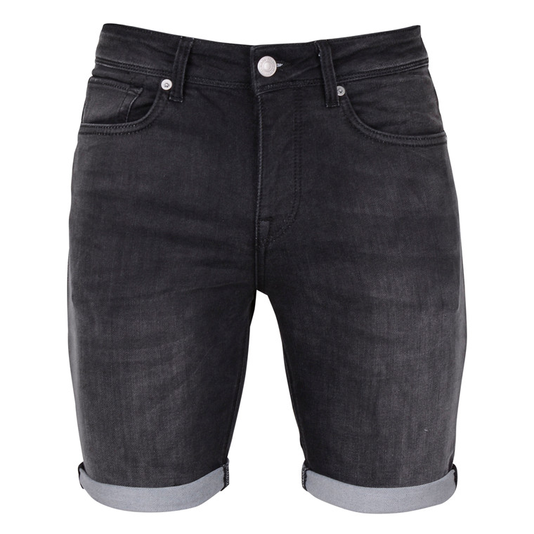 selected homme SHNLUCAS 6120 BLACK SHORTS