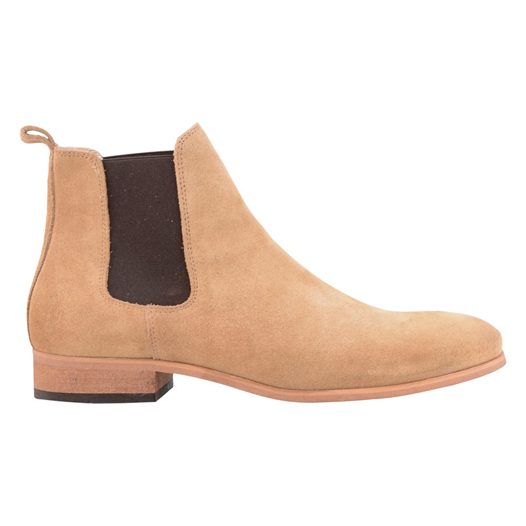 SHOE THE BEAR SAND SUEDE CHELSEA