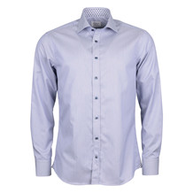 Stenströms FITTED BODY STRIPE SHIRT