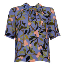 STINE GOYA MISSY PEACH TREE SHIRT