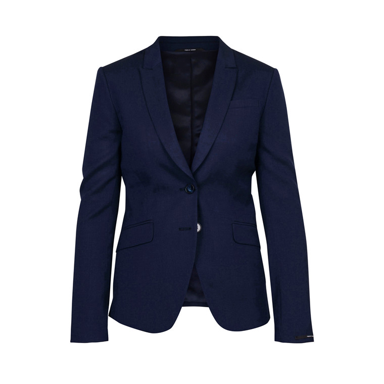 TIGER WOMAN RUMA 2E7 NAVY BLAZER