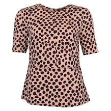 TIGER WOMAN SETA PRI BLOUSE
