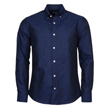 TIGER OF SWEDEN DONALD LINEN SHIRT