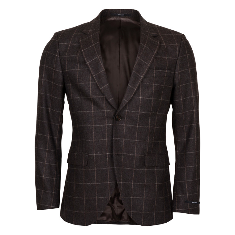 TIGER OF SWEDEN LAMONTE 11G- CHECK BLAZER