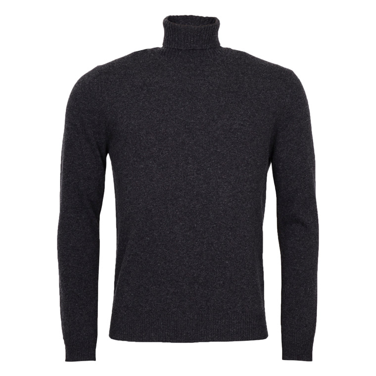 TIGER OF SWEDEN VISAVI ROLLNECK GREY