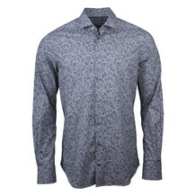 TH Tailored PAISLEY PRINT SHIRT