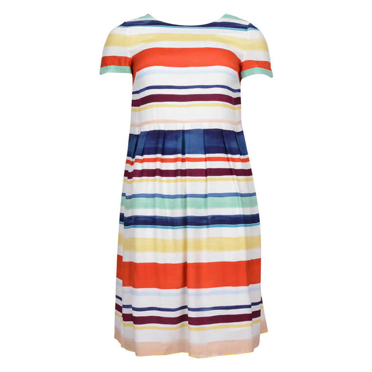 Tommy Hilfiger AGAATH DRESS STRIPE