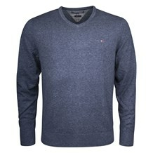 TOMMY HILFIGER COTTON HTR 14 GAUGE