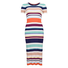Tommy Hilfiger ELISA STRIPE DRESS