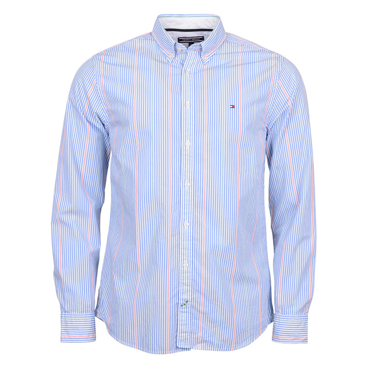 Tommy Hilfiger ES MULTI STRIPE SHIRT