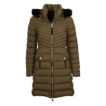 Tommy Hilfiger NEW NIKKI COAT OLIVE